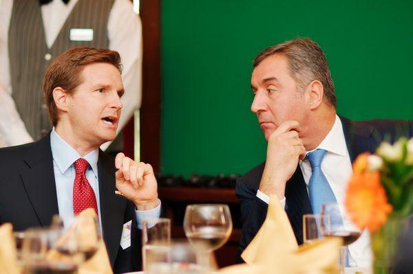 Business Luncheon with Prime Minister Milo Đukanović