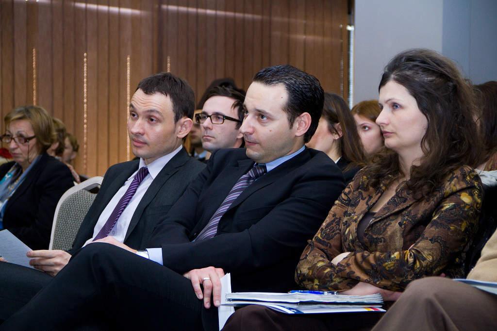 "AmCham Seminar ""Trade Mark Protection in Montenegro"""