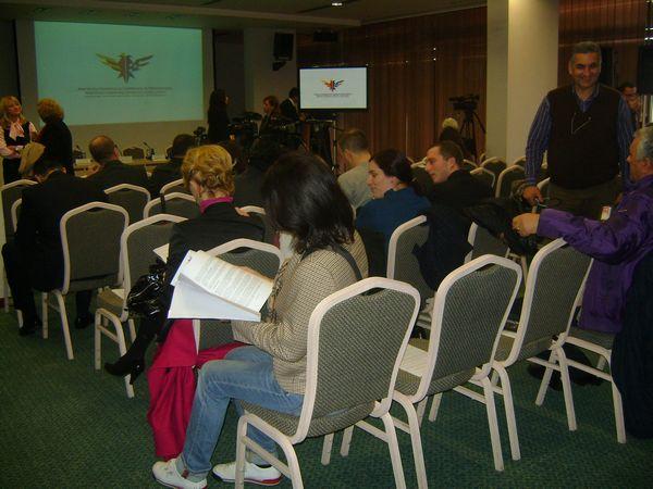 AmCham Business Challenges Report 2010 Public Presentation
