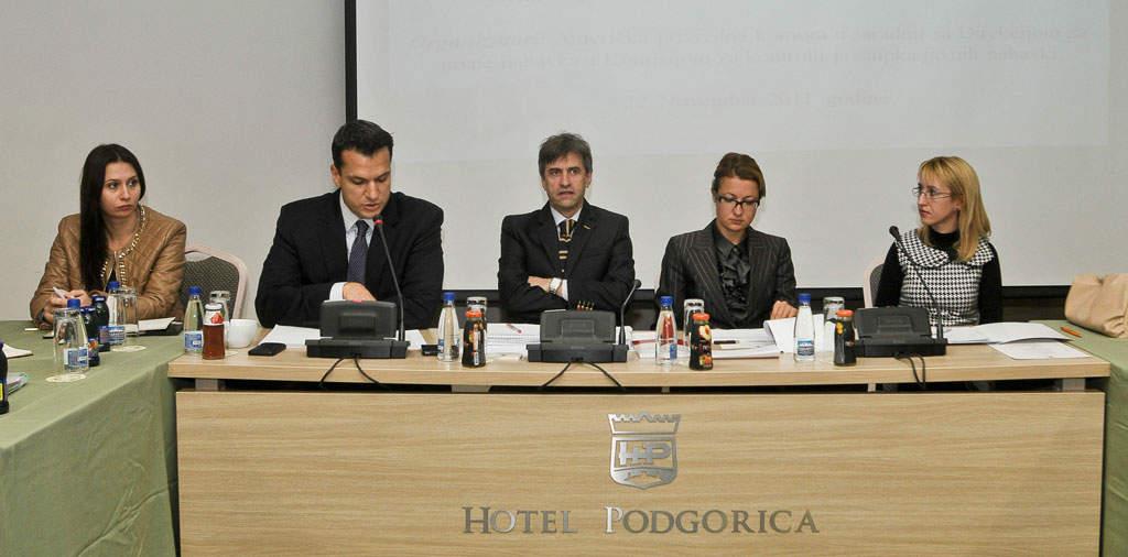 Round Table Discussion: Amendment to the Law on Public Procurement