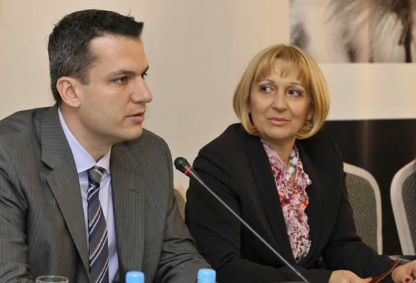 Round Table with Deputy Minister of Labor Anka Stojkovic