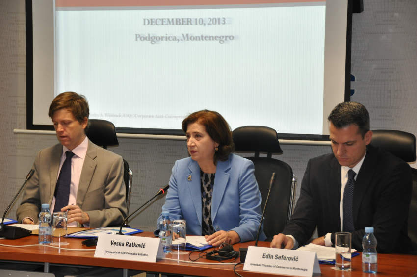 "Conference ""Integrity in Public and Private Sectors – Achievements and Challenges"""