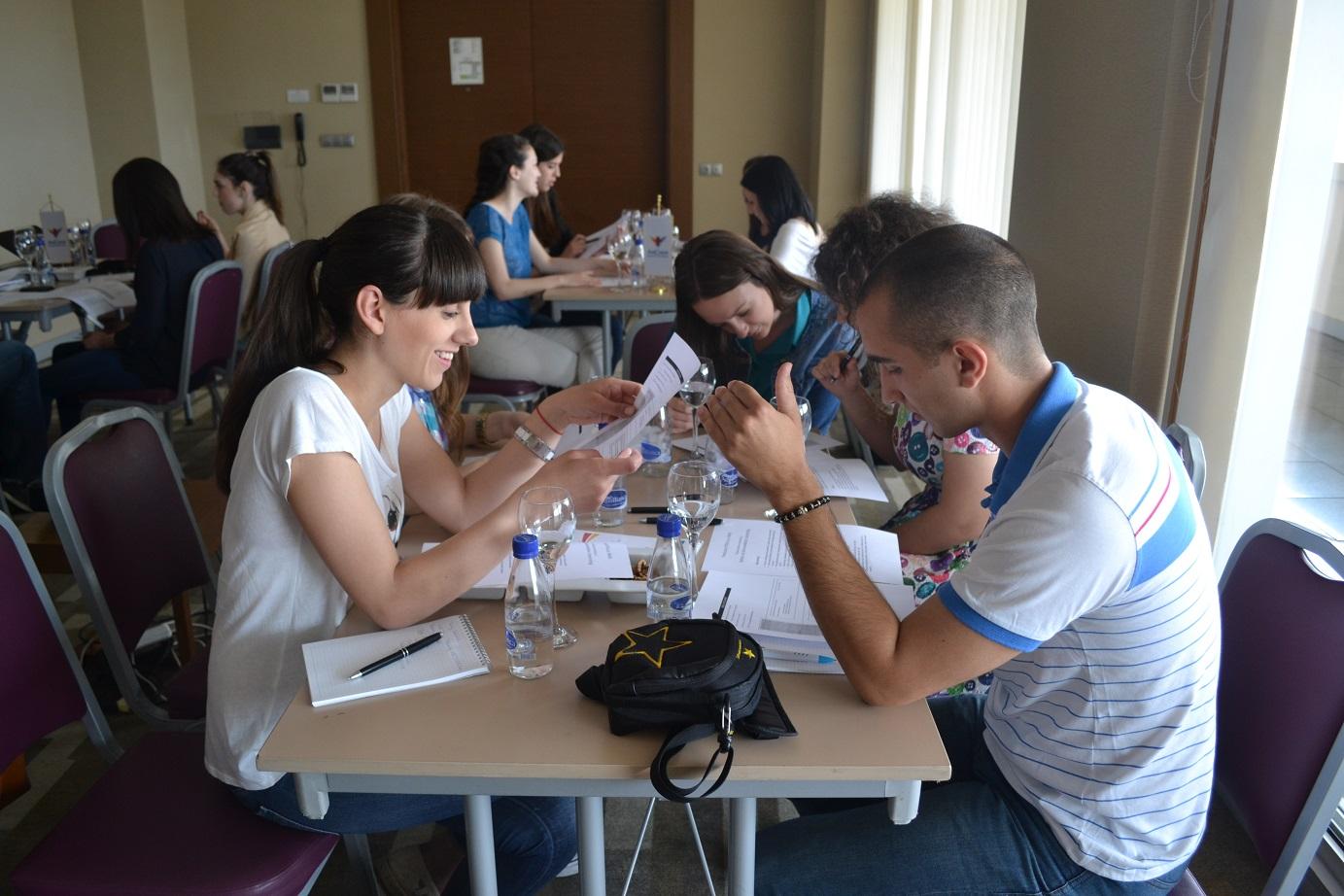 aip workshop interviewing skills amcham aip workshop interviewing skills 2015 12