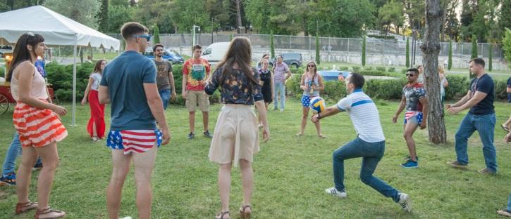 AmCham Community Celebrates U.S. Independence Day