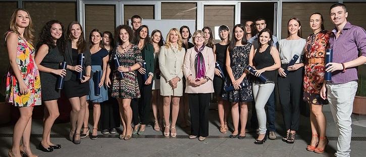 AmCham Celebrated the 5th Anniversary of Internship Program