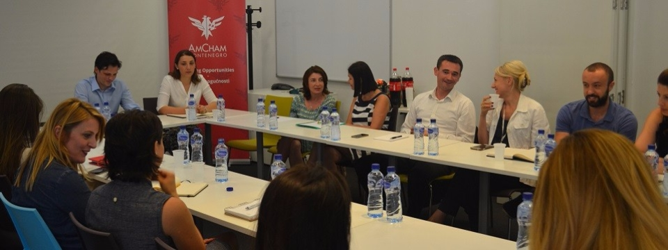 AmCham Hosts the 2nd HR Community Meeting