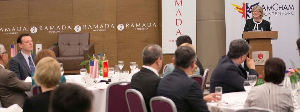 AmCham Business Luncheon with Ambassador Uyehara, Mar 23