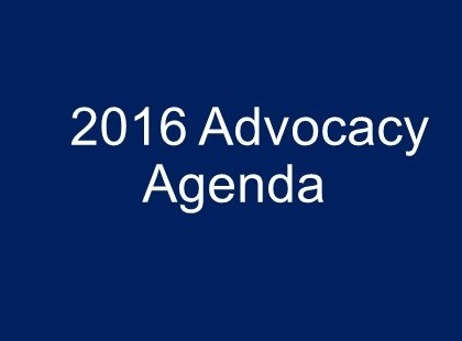 Call to Members: Join Us in Creating the 2016 Advocacy Agenda
