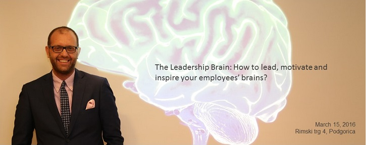 Learn How to Lead, Motivate and Inspire your Employees' Brains