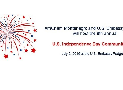 Get together at U.S. Independence Day Community Party!