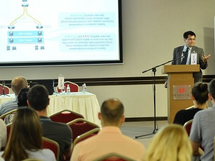 TeleGroup hosted an IT security workshop in Montenegro