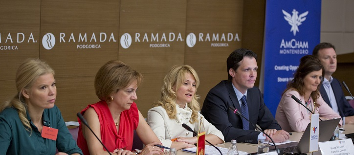 AmCham Montenegro Elects New Members of the Board of Governors