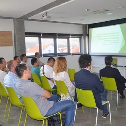 Energy Efficiency Workshop with Telemont