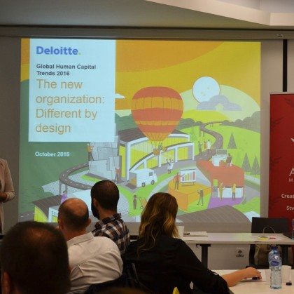 AmCham HR Community Workshop
