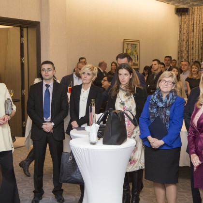 AmCham Montenegro hosted the Holiday Party
