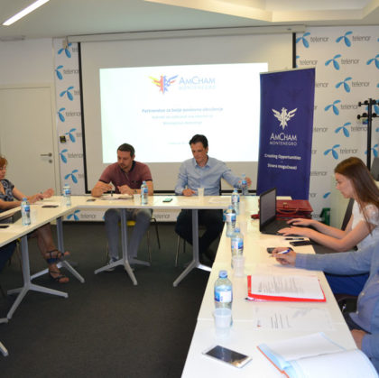 AmCham Gray Economy Committee held the second meeting within Partnership for Better Business Environment (PBBE)