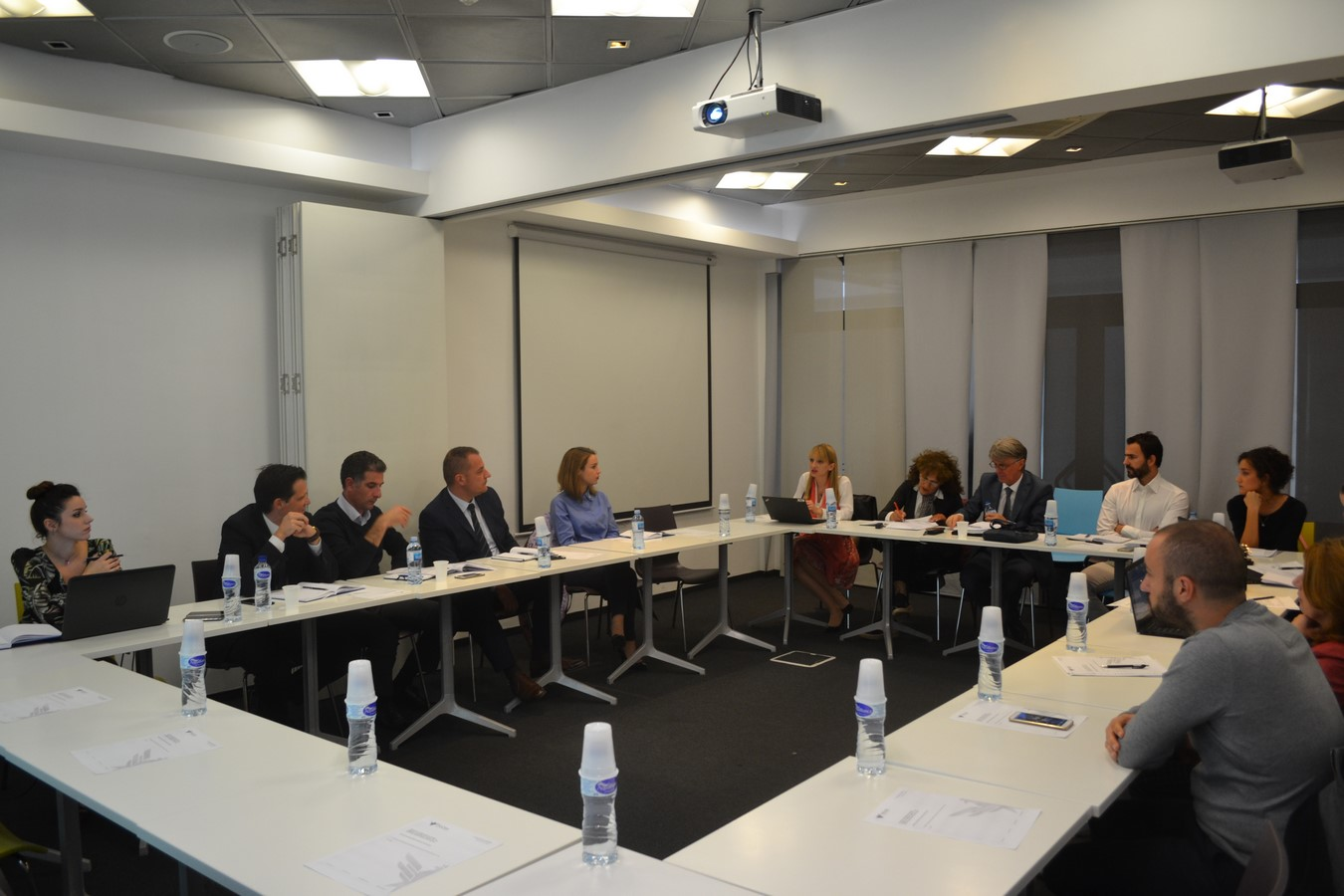 AmCham Labor Relations Committee discussed comments on the Draft of Labor Law within PBBE