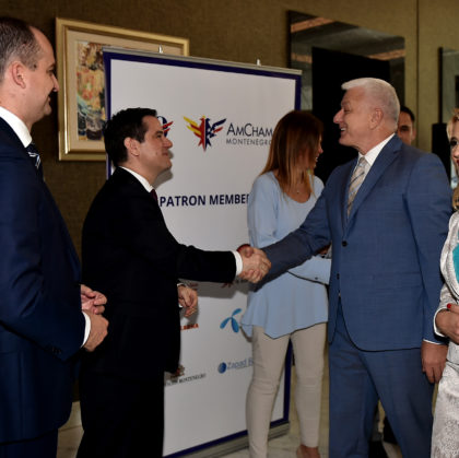 "AmCham Montenegro held the conference ""Openly with the Prime Minister"""