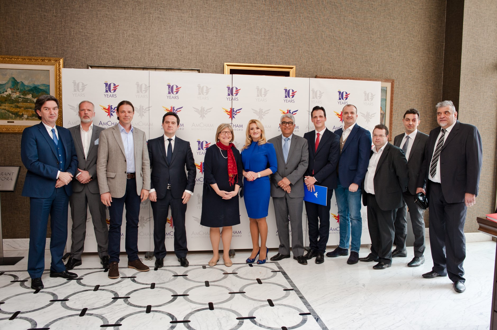 AmCham Montenegro Business Luncheon with U.S. Ambassador to Montenegro H.E. Margaret Ann Uyehara