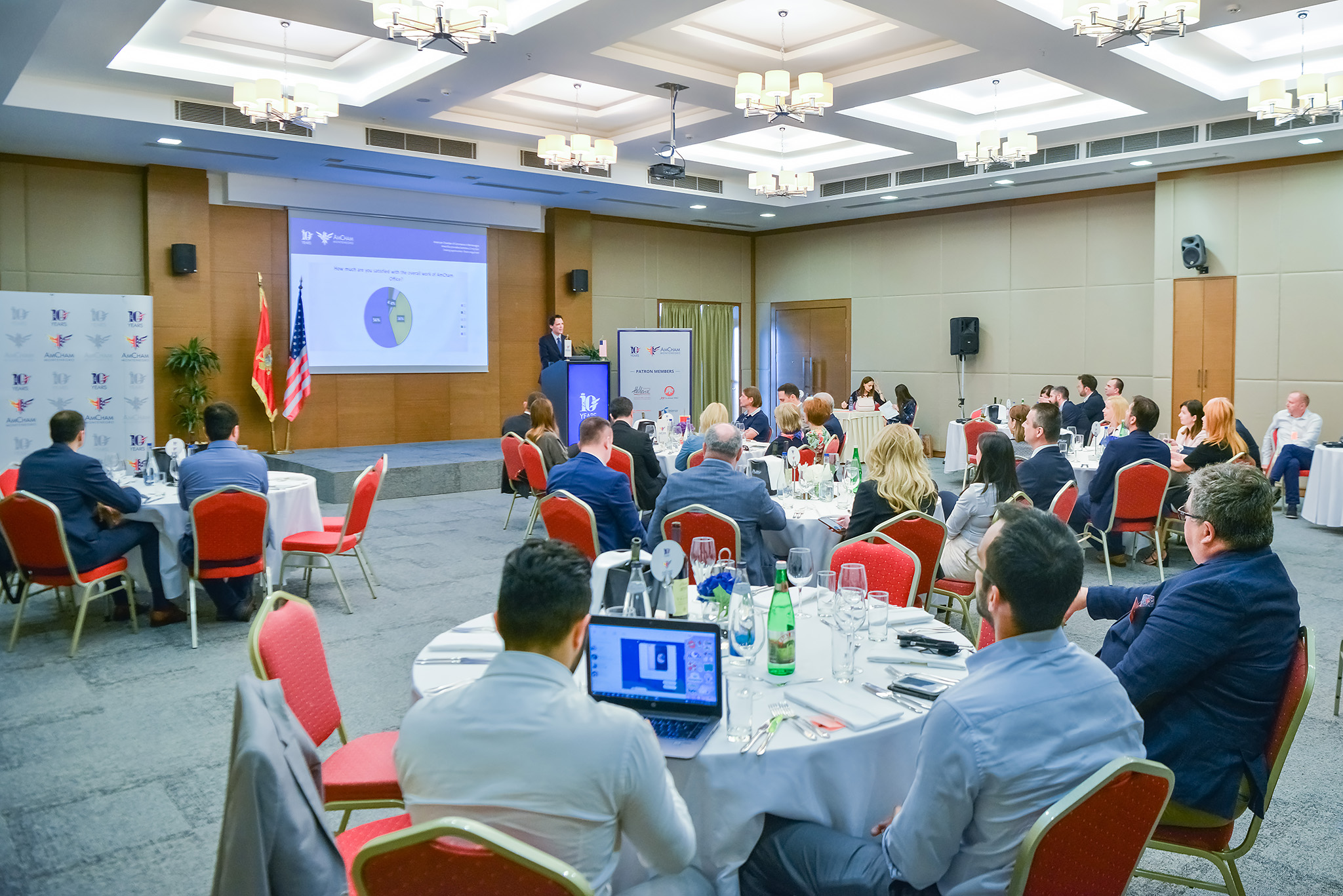 AmCham General Assembly Meeting, July 9th, 2018.