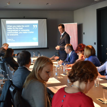 """AmCham's Health Care Committee held a workshop on """"Value and Access to Innovation"""""""