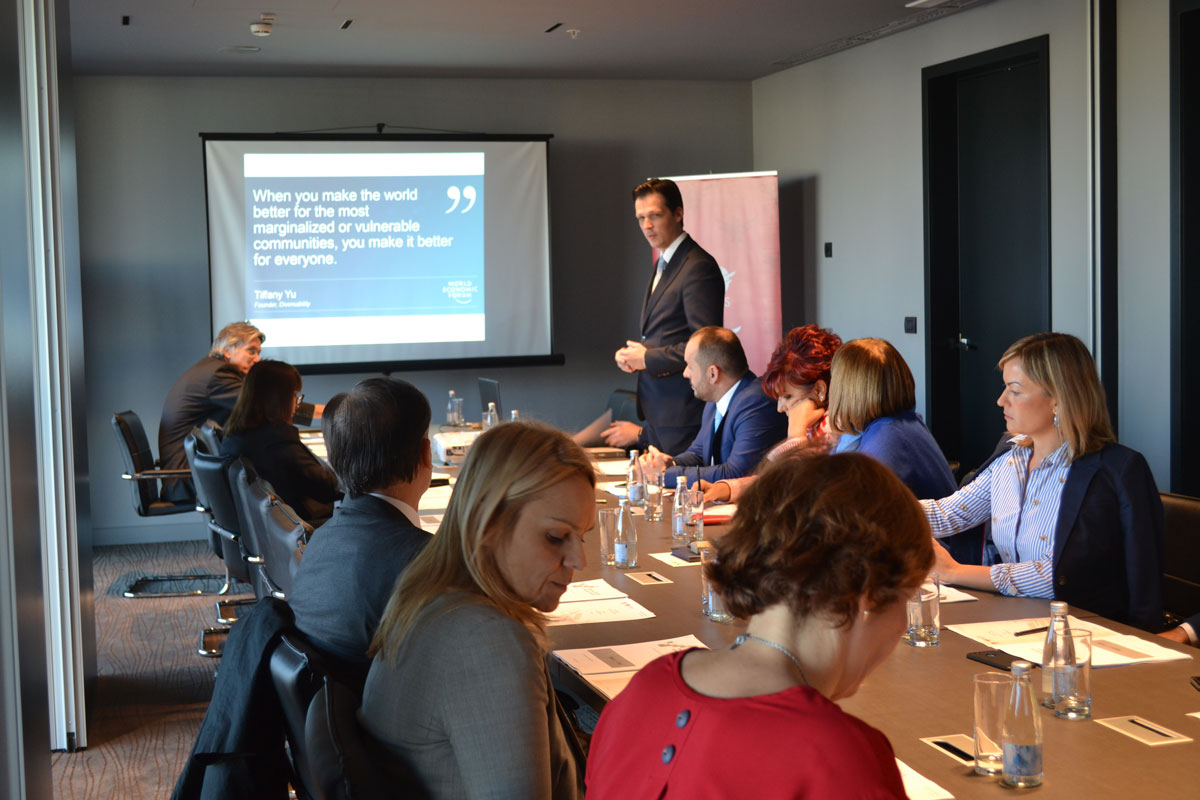 "AmCham's Health Care Committee held a workshop on ""Value and Access to Innovation"""