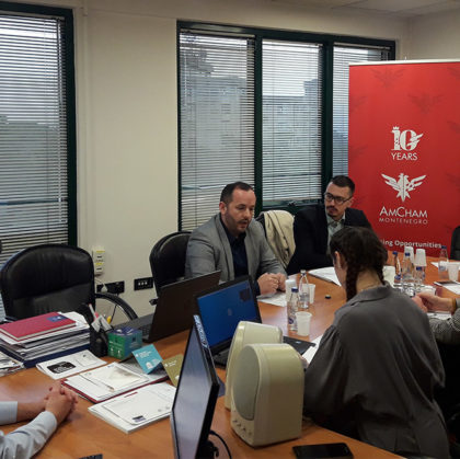Meeting of AmCham's Health Care Committee