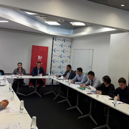 First initial meeting of the Digital Transformation Committee