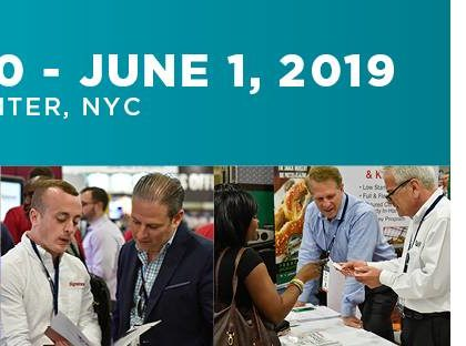 Don't let this incredible opportunity: International Franchise Expo New York City